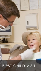 Child First Dental Visit Fresno